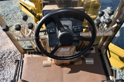 USED 1998 CATERPILLAR 140H MOTOR GRADER EQUIPMENT #2134-26
