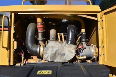 USED 2005 CATERPILLAR 140H MOTOR GRADER EQUIPMENT #2135-19