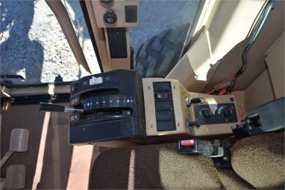 USED 2005 CATERPILLAR 140H MOTOR GRADER EQUIPMENT #2135-29