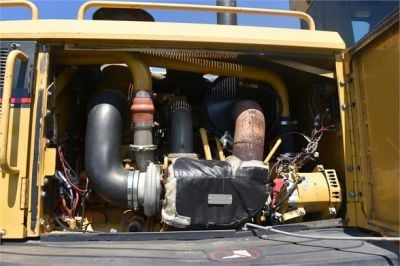 USED 2003 CATERPILLAR 14H VHP MOTOR GRADER EQUIPMENT #2143-22