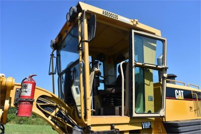 USED 2003 CATERPILLAR 14H VHP MOTOR GRADER EQUIPMENT #2143-28