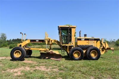 USED 2004 CATERPILLAR 14H VHP MOTOR GRADER EQUIPMENT #2144-1
