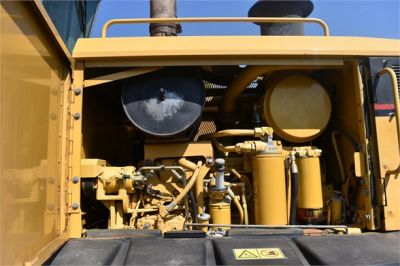 USED 2004 CATERPILLAR 14H VHP MOTOR GRADER EQUIPMENT #2144-14