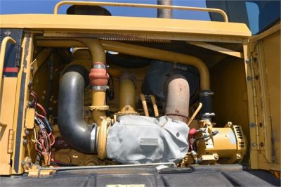 USED 2004 CATERPILLAR 14H VHP MOTOR GRADER EQUIPMENT #2144-15