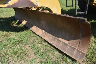 USED 2004 CATERPILLAR 14H VHP MOTOR GRADER EQUIPMENT #2144-20