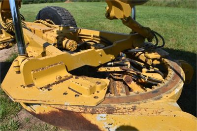 USED 2004 CATERPILLAR 14H VHP MOTOR GRADER EQUIPMENT #2144-22