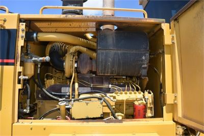 USED 1998 CATERPILLAR 140H MOTOR GRADER EQUIPMENT #2145-20