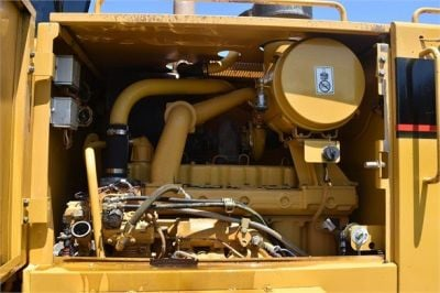 USED 1998 CATERPILLAR 140H MOTOR GRADER EQUIPMENT #2145-21