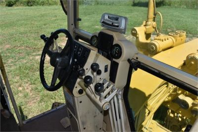USED 1998 CATERPILLAR 140H MOTOR GRADER EQUIPMENT #2145-29