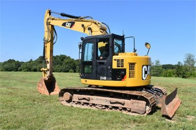 USED 2013 CATERPILLAR 314D LCR EXCAVATOR EQUIPMENT #2147-1