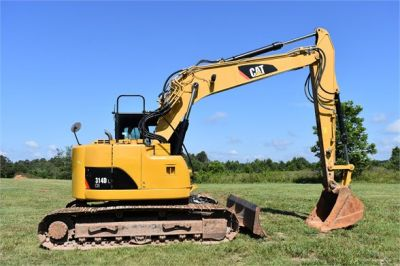 USED 2013 CATERPILLAR 314D LCR EXCAVATOR EQUIPMENT #2147-10
