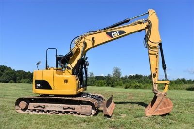 USED 2013 CATERPILLAR 314D LCR EXCAVATOR EQUIPMENT #2147-11