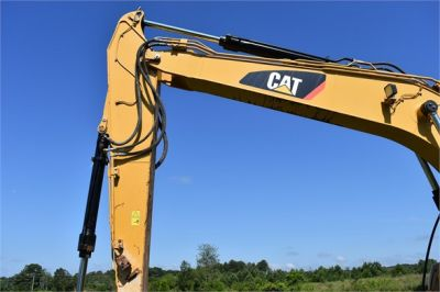 USED 2013 CATERPILLAR 314D LCR EXCAVATOR EQUIPMENT #2147-12