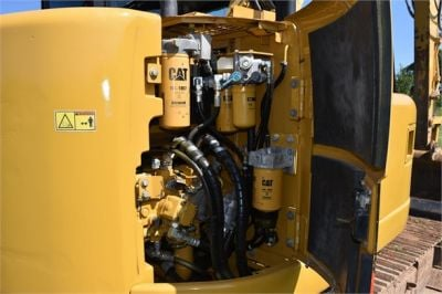 USED 2013 CATERPILLAR 314D LCR EXCAVATOR EQUIPMENT #2147-13