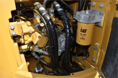 USED 2013 CATERPILLAR 314D LCR EXCAVATOR EQUIPMENT #2147-15