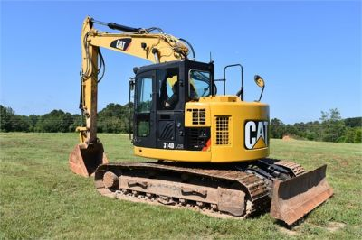 USED 2013 CATERPILLAR 314D LCR EXCAVATOR EQUIPMENT #2147-2