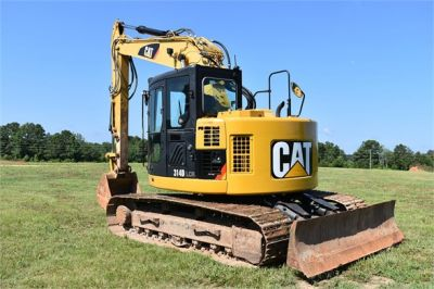 USED 2013 CATERPILLAR 314D LCR EXCAVATOR EQUIPMENT #2147-3