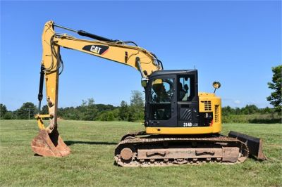 USED 2013 CATERPILLAR 314D LCR EXCAVATOR EQUIPMENT #2147-4