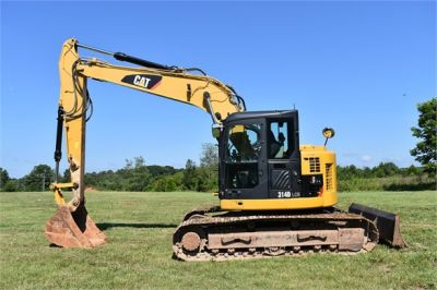 USED 2013 CATERPILLAR 314D LCR EXCAVATOR EQUIPMENT #2147-5