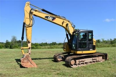 USED 2013 CATERPILLAR 314D LCR EXCAVATOR EQUIPMENT #2147-6