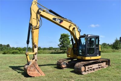 USED 2013 CATERPILLAR 314D LCR EXCAVATOR EQUIPMENT #2147-7