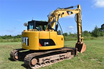 USED 2013 CATERPILLAR 314D LCR EXCAVATOR EQUIPMENT #2147-8