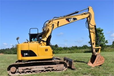 USED 2013 CATERPILLAR 314D LCR EXCAVATOR EQUIPMENT #2147-9