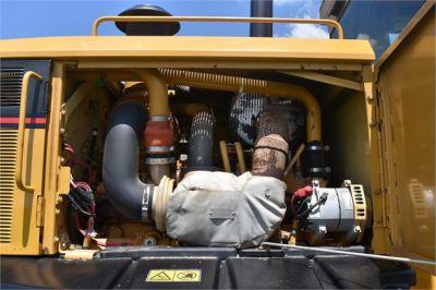 USED 2006 CATERPILLAR 140H MOTOR GRADER EQUIPMENT #2155-16