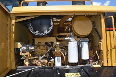 USED 2006 CATERPILLAR 140H MOTOR GRADER EQUIPMENT #2155-19