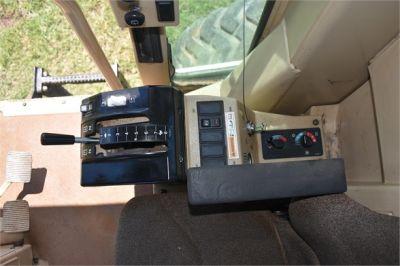 USED 2006 CATERPILLAR 140H MOTOR GRADER EQUIPMENT #2155-28