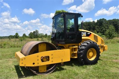 USED 2012 CATERPILLAR CS56 COMPACTOR EQUIPMENT #2158-11