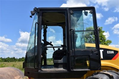 USED 2012 CATERPILLAR CS56 COMPACTOR EQUIPMENT #2158-16