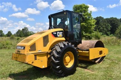 USED 2012 CATERPILLAR CS56 COMPACTOR EQUIPMENT #2158-3
