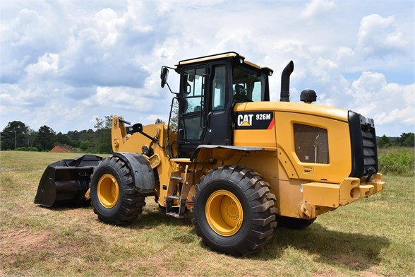 USED 2016 CATERPILLAR 926M WHEEL LOADER EQUIPMENT #2163