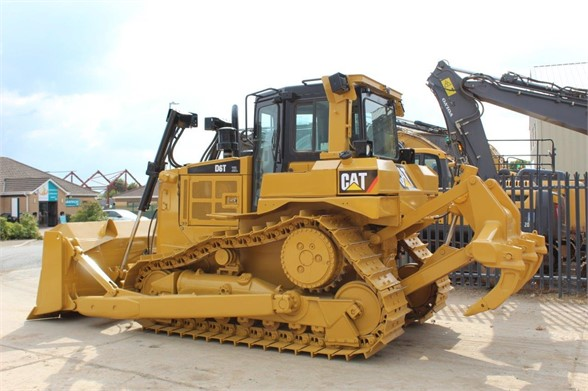 USED 2012 CATERPILLAR D6T XL DOZER EQUIPMENT #2164
