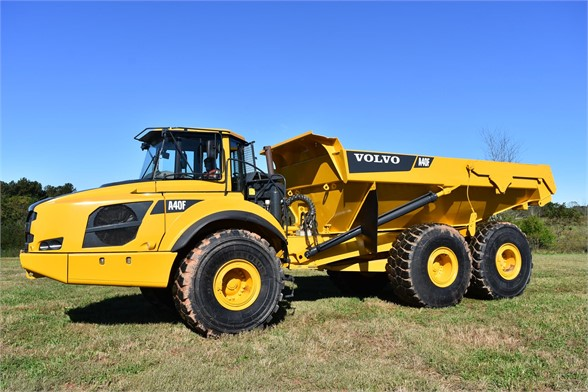 USED 2011 VOLVO A40F OFF HIGHWAY TRUCK EQUIPMENT #2168