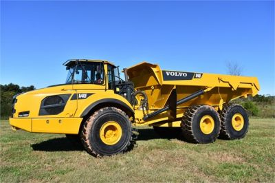 USED 2011 VOLVO A40F OFF HIGHWAY TRUCK EQUIPMENT #2168-1