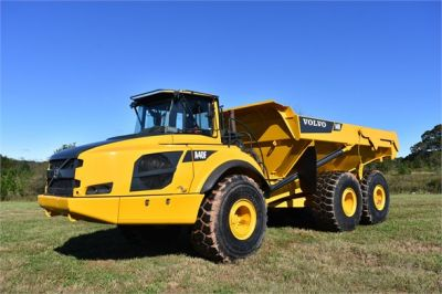 USED 2011 VOLVO A40F OFF HIGHWAY TRUCK EQUIPMENT #2168-2