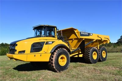 USED 2011 VOLVO A40F OFF HIGHWAY TRUCK EQUIPMENT #2168-3