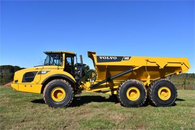 USED 2011 VOLVO A40F OFF HIGHWAY TRUCK EQUIPMENT #2168-4
