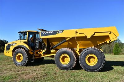 USED 2011 VOLVO A40F OFF HIGHWAY TRUCK EQUIPMENT #2168-5