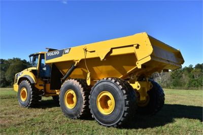 USED 2011 VOLVO A40F OFF HIGHWAY TRUCK EQUIPMENT #2168-6