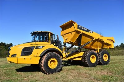 USED 2011 VOLVO A40F OFF HIGHWAY TRUCK EQUIPMENT #2168-7