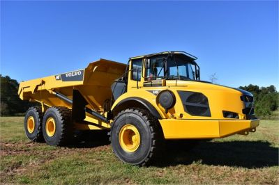 USED 2011 VOLVO A40F OFF HIGHWAY TRUCK EQUIPMENT #2168-8