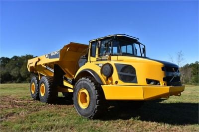 USED 2011 VOLVO A40F OFF HIGHWAY TRUCK EQUIPMENT #2168-9