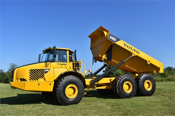 USED 2006 VOLVO A40D OFF HIGHWAY TRUCK EQUIPMENT #2169