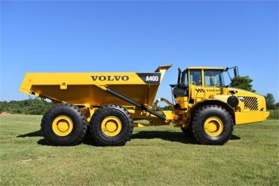 USED 2006 VOLVO A40D OFF HIGHWAY TRUCK EQUIPMENT #2169-10