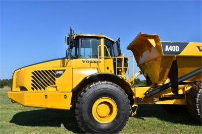 USED 2006 VOLVO A40D OFF HIGHWAY TRUCK EQUIPMENT #2169-14