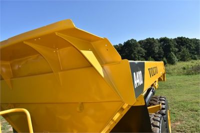 USED 2006 VOLVO A40D OFF HIGHWAY TRUCK EQUIPMENT #2169-15