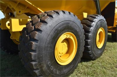 USED 2006 VOLVO A40D OFF HIGHWAY TRUCK EQUIPMENT #2169-18